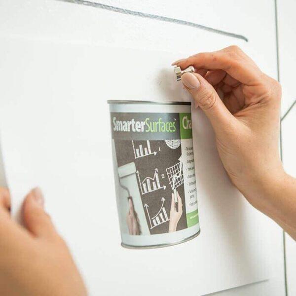 Smart magnetna barva magnetna stena.