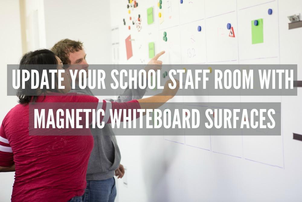 Magnetni omet z piši briši barvo v pisarni za komercialno uporabo